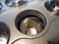 7,5 Liter Behälter rund(H250x ø 200 mm)