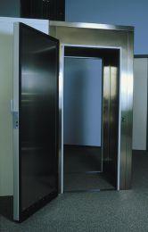 Celltherm Demontierbare Zelle mit Boden 1210 x 4010 x 2000 (LxBxH)