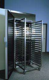 Celltherm Demontierbare Zelle mit Boden 1035 x 1035 x 2000 (LxBxH)