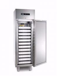 Afinox Großkuche Kühlschrank GREEN PLUS 400 TN S PIZZA