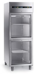 Afinox Combi Kühlschrank + Tiefkühlschrank ENERGY 700 2T TN/BT-PC