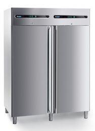 Afinox Combi Kühlschrank + Kühlschrank ENERGY 1400 2T TN/TN-PC