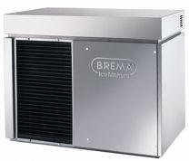 BREMA Eiswürfelmaschine Gastro MUSTER 800