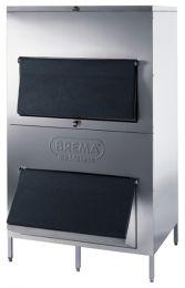 BREMA Lagersilo BIN 550 V DS-M 350 600