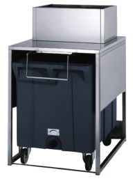 BREMA Lagersilo ROLLER BIN  für G250 500