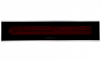 Bromic Platinum Smart Heat Electric Schwarz - 3400W