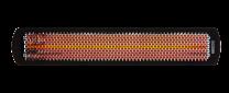 Bromic Tungsten Smart Heat Electric Schwarz - 3000W