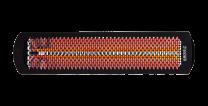 Bromic Tungsten Smart Heat Electric Schwarz - 4000W