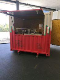 Foodtruck Shelter