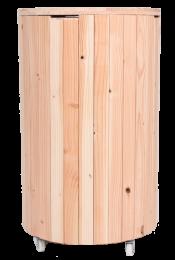 Gardesso Garten Kühler Qooler Zedernholz