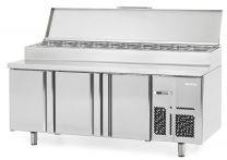 INFRICO Fastfood Kühltisch BMGN 1960 EN