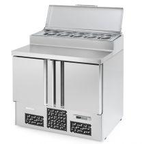 INFRICO Fastfood Kühltisch ME 1000 EN