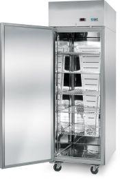 Nordcap Gewerbetiefkühlschrank LABOR 70 RS-TB-CNS