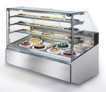 ISA Eisvitrine  Pastry Supershow H135-220-EXC