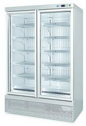 Nordcap Umluft-Gewerbetiefkühlschrank Blizzard 2P RV/TB