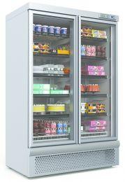 Nordcap Umluft-Gewerbetiefkühlschrank Blizzard 3P RV/TB