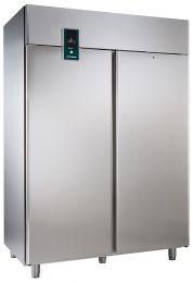 Nordcap Umluft-Gewerbetiefkühlschrank TKU 1402 Premium