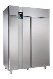 Nordcap Umluft-Gewerbetiefkühlschrank TKU 1402 Super Premium