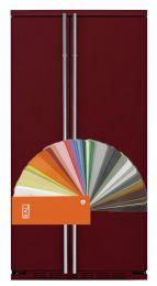 IO MABE Side by Side Kühlschrank ORG S2 DBF 6RAL Farben