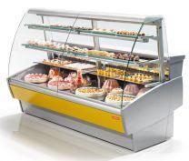 OSCARTIELLE Kühltheke SWEET 2 LX 100
