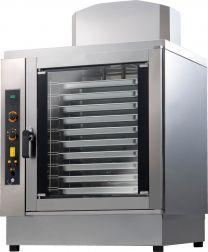 Prisma Food Heißluftöfen/Kombidämpfer KF 1010G UD GA GAS