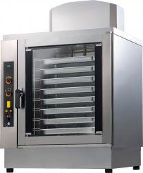 Prisma Food Heißluftöfen/Kombidämpfer KF 1010G UD PA GAS