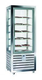 Silfer Quadro Schokolade Vitrine QCC 450 R
