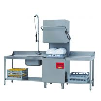Prisma Food Haubenspülmaschinen T 110 DP