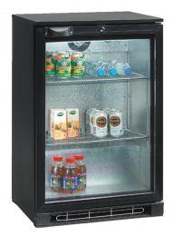 TEFCOLD Backbar Kühlschrank TEF BA 5 H 1 Glasdrehtür