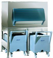 Scotsman Vorratsbehälter mit Eistransportsystem ITS 1350