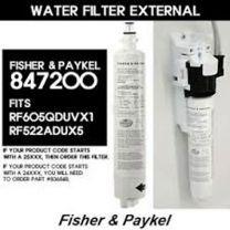 Wasserfilter 847200 für Fisher&Paykel